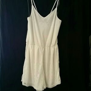 Other - NWOT Lace Romper